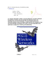 802.11  Wireless Networks- The Definitive Guide 2002.pdf