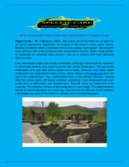 What to Consider When Selecting Landscapers in Pigeon Forge.pdf