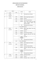 JADWAL KEGIATAN Alkep Juli Banmusy 4 Juli 2012.rtf