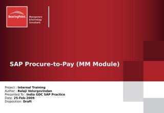Procure-to-Pay_Day3 Training.ppt