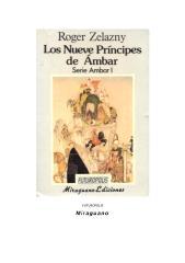 Roger Zelazny - Crónicas De Ámbar - 1 Los Nueve Principes De Ambar.pdf