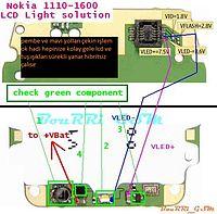 1110 Light Problem. 1110-1600-LCD-Light-problem.