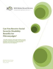 Can You Receive Social Security Disability Benefits for Fibromyalgia.pdf