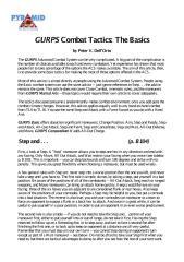 pyramid magazine - gurps combat tactics - the basics.pdf
