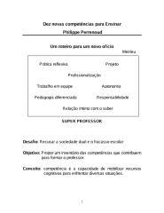 perrenoud -10 novas competencia para ensinar .pdf