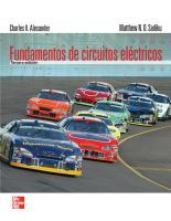 Fundamentos De Circuitos Eléctricos - 3edi Sadiku.pdf