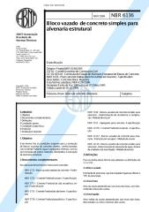 nbr 6136 - bloco vazado de concreto simples para alvenaria estrutural.pdf