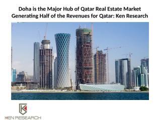 Doha is the Major Hub of Qatar Real.pptx