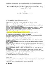 Copyright How to Write Systematic Review.pdf