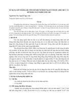Sử dụng cây Hoàn Lan (Pseuderanthemum Palatiferum) làm thức ăn bổ sung chăn nuôi cho thỏ. Tác giả- Nguyễn Kỳ Sơn - Báo cáo khoa học năm 2010.pdf