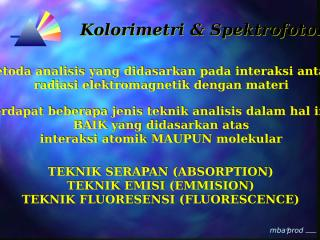 Spektrofotometri 2.PPT
