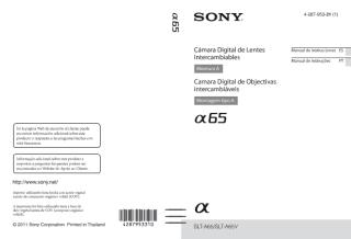 Manual Sony A65 Portugues.pdf