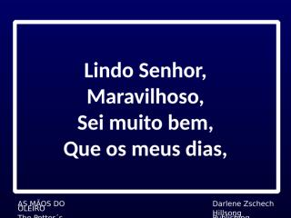 MAOS DO OLEIRO.ppt
