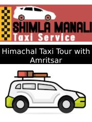 Himachal Taxi Tour with Amritsar - ppt.pptx