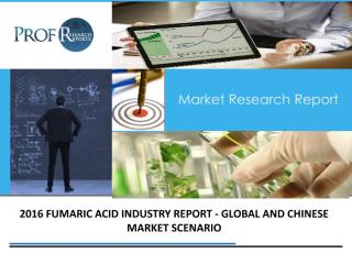 FUMARIC ACID INDUSTRY REPORT .pdf