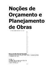 Nocões de orcamento e planejamento de obras.pdf