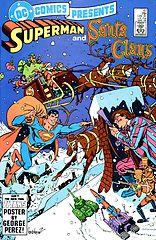 DC Comics Presents #67 - Superman & Santa Claus.cbr