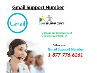 Gmail –Support- Number (4).pptx