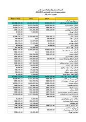 تحليلي اركان مول - 2011- حازم.xls