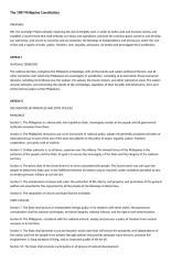 The 1987 Philippine Constitution.doc